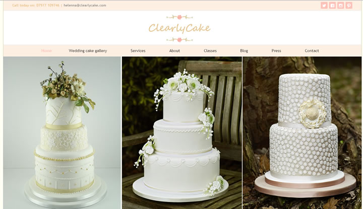 ClearlyCake