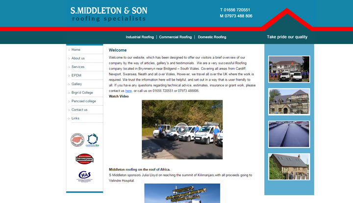 Middleton Roofing