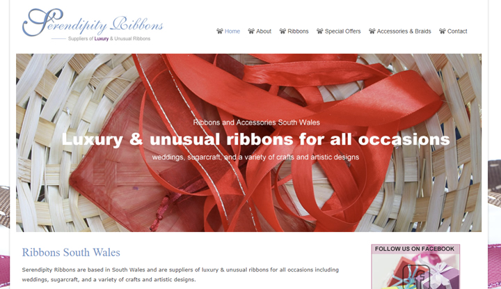Serendipity Ribbons