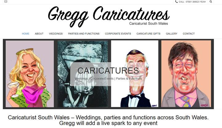 Gregg Caricatures