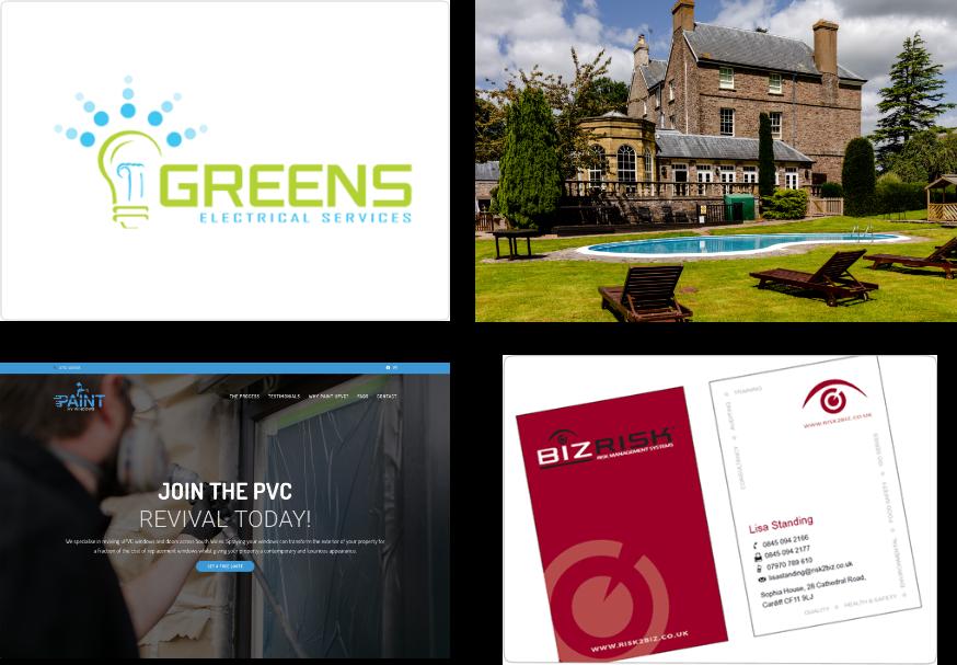 Logo Design, Web Design, Graphic Design, Photography Bridgend, Cardiff and South Wales