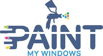 Paint my windows logo design
